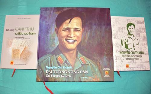 Ra mắt bộ sách 'Đại tướng Nguyễn Chí Thanh'